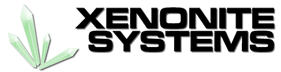 Xenonite Systems Logo